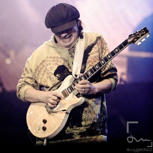 Carlos Santana à Musilac 2011 © wygledacz - www.andre-wyg.com