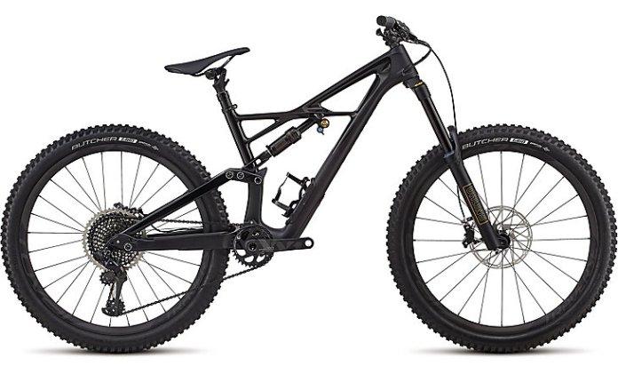 Specialized S-works Enduro 650b Mountain Bike  2018