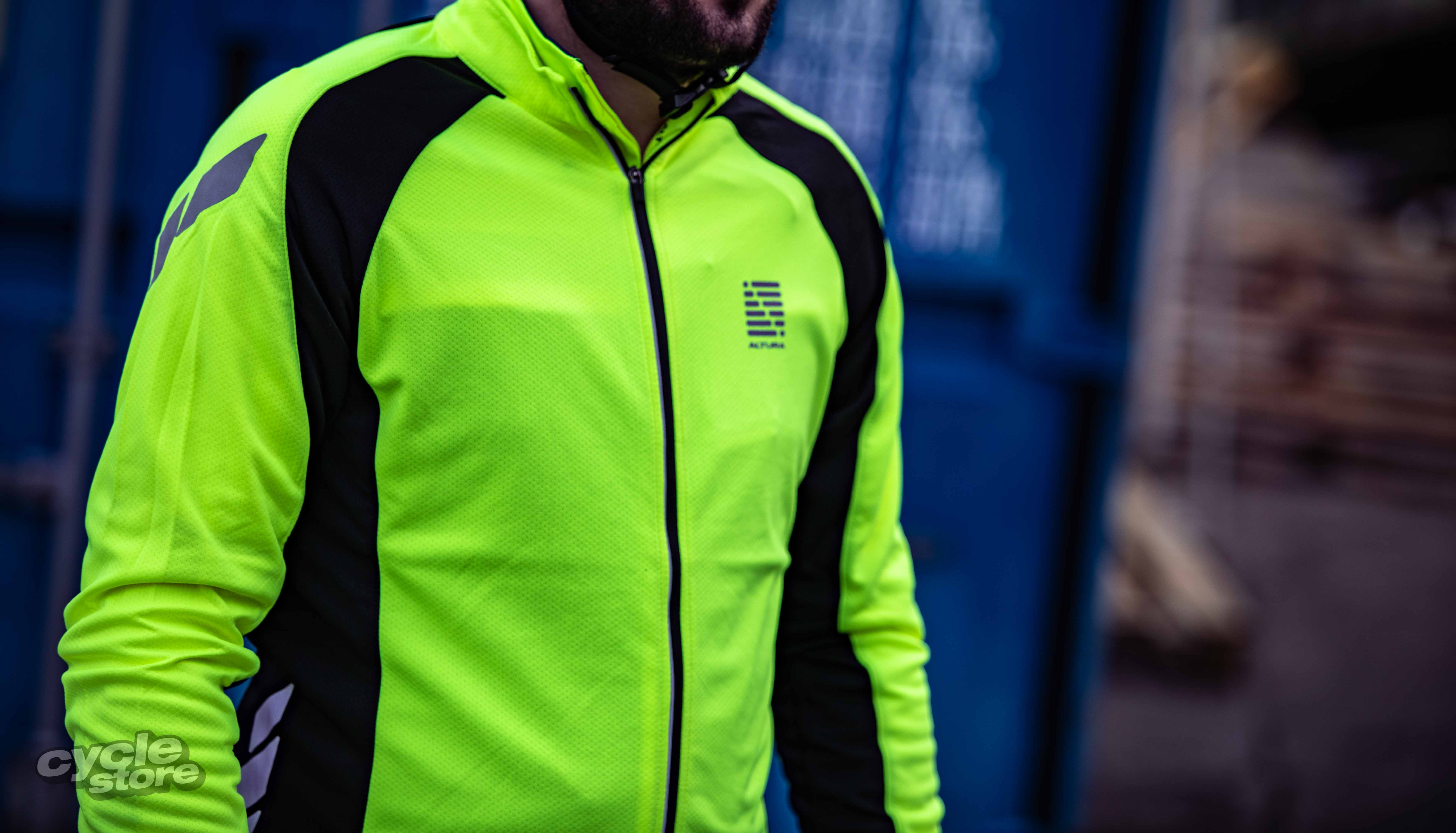 Altura Nightvision Kinetic Long Sleeve Jersey Review - ac36a8ceb