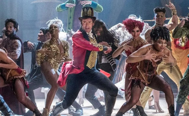 Barnum and his talents of The Greatest Showman