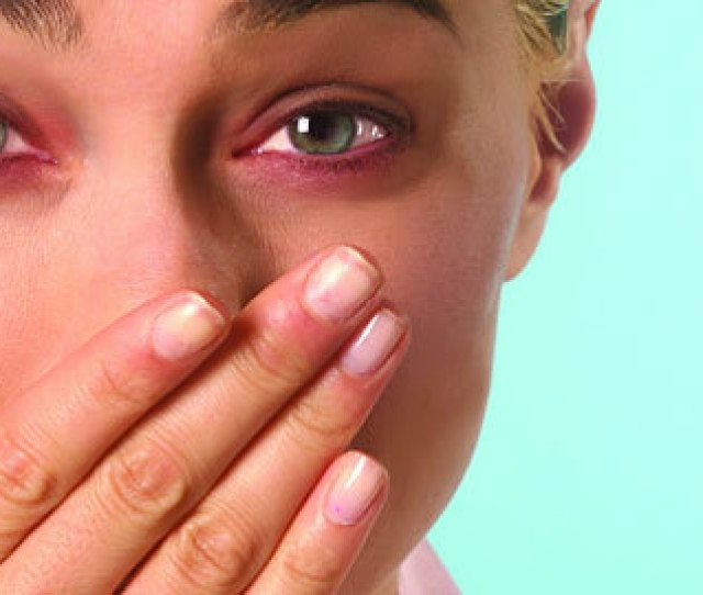 Hay Fever Allergies And The Allergic Reaction