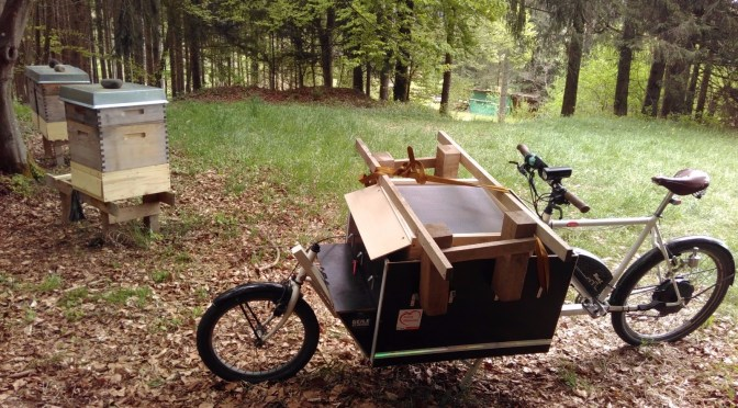 Selbstbauprojekt Upcycling-Cargobike – vom Bau bis heute