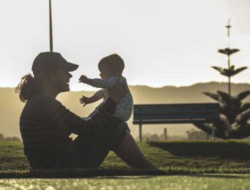 Hry pre mamičku a dieťa v dojčenskom veku