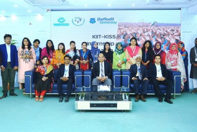 A team of 2 faculty members and 21 students from Department of Nutrition and Food Engineering (NFE) of Daffodil International University left Dhaka