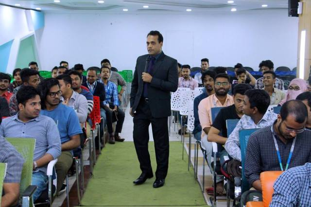 Seminar on Build your Professional Career in Network & Security held