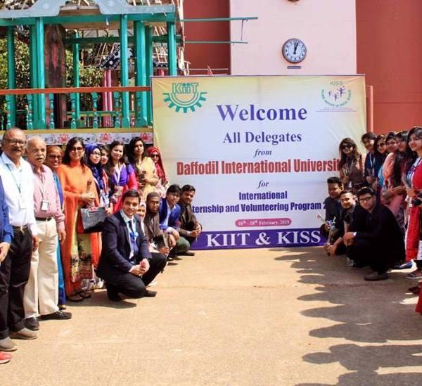 Internship Program at KISS – Kalinga Institute of Social Sciences in Odisha, India
