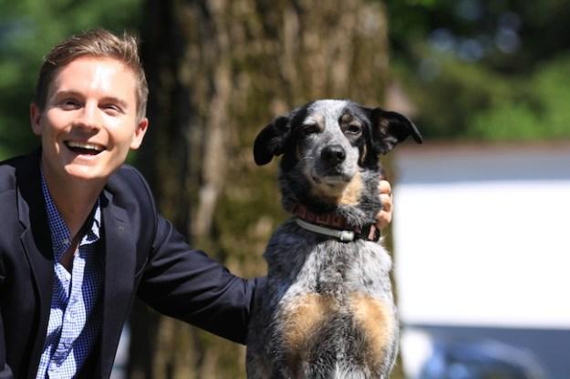 Foxi, ein Foxterrier-Mix aus dem Tierheim Nürnberg-Fürth wartet schon seit zwei Jahren auf eine liebevolle Familie. Christopher-Waldner-Tierheimhelden-Gastbeitrag-Woehrl-Blog