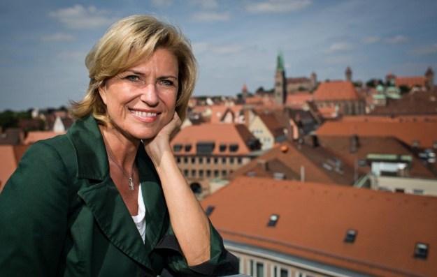 Dagmar Wöhrl, Nürnberg Burg