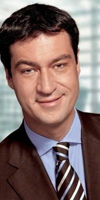 Dr. Markus Söder, Bayerischer Staatsminister der Finanzen