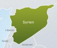 Syrien Karte. Informationen zu Syrien auf der Webseite des BMZ Bundesministerium für wirtschaftliche Zusammenarbeit und Entwicklung