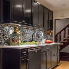 Kitchen Floor Tiles Home Depot Stainless Steel Cabinets Manufacturers Forever House: My Reveal