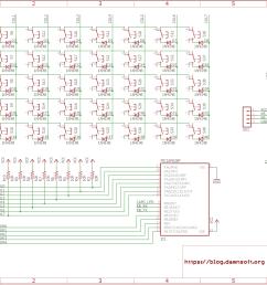 keyboard matrix schematic data diagram schematic laptop key diagram [ 2059 x 1419 Pixel ]