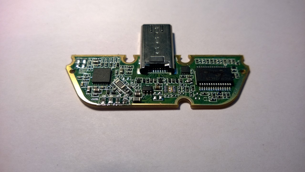 hight resolution of xbox one headset internal board minus wiring