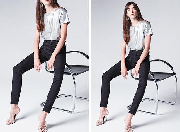 Calça skinny cropped - ideal para as altas
