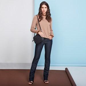 Guia completo da calça jeans para mulheres altas