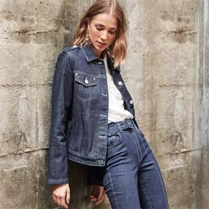 Dicas de looks com jaqueta jeans no Inverno