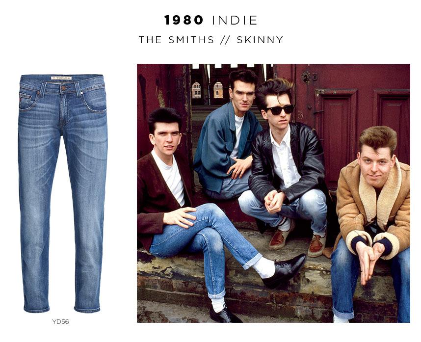 jeans no rock indie