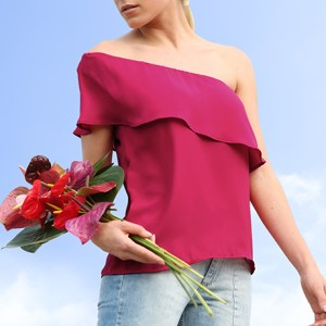 Como usar roupas pink na primavera
