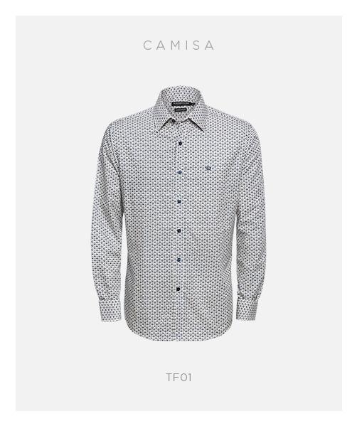 camisa masculina damyller