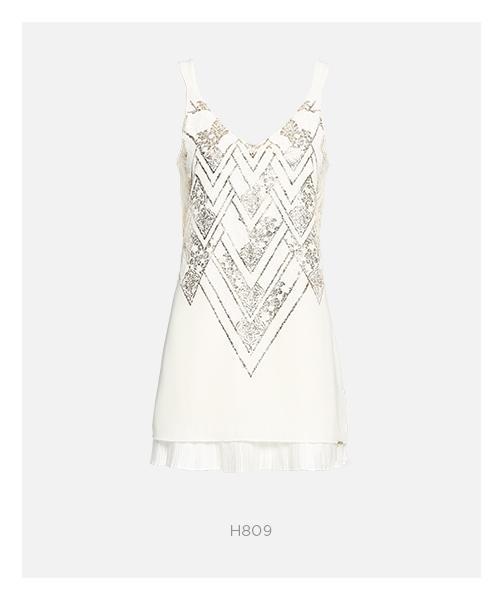vestido branco looks para o Réveillon