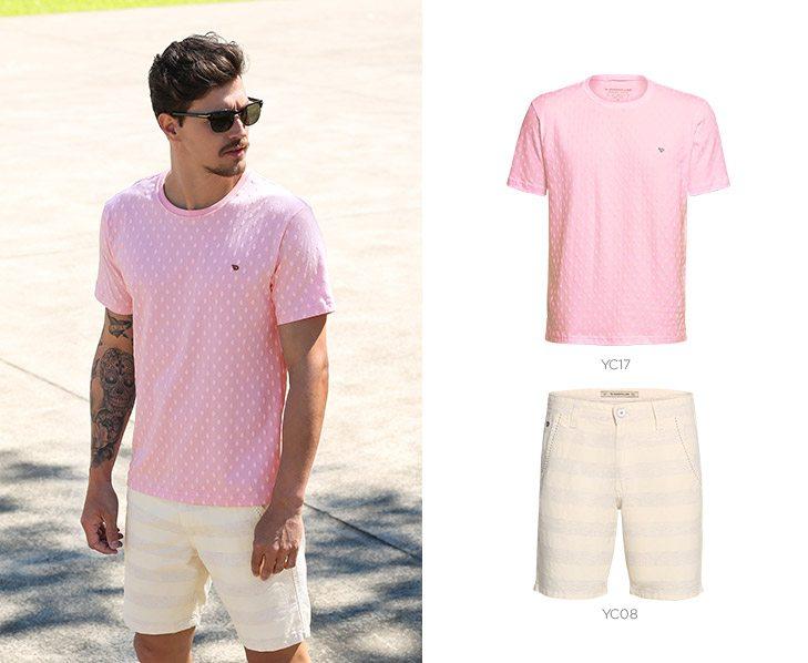 dicas de looks masculinos para o Carnaval millennial pink damyller