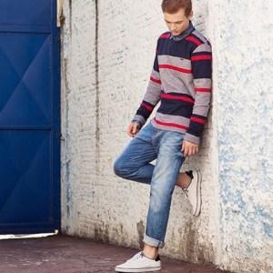 Conheça o suéter masculino mais cool da temporada