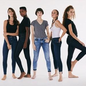 O jeans certo para cada mulher