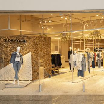 Loja conceito Damyller abre em Joinville