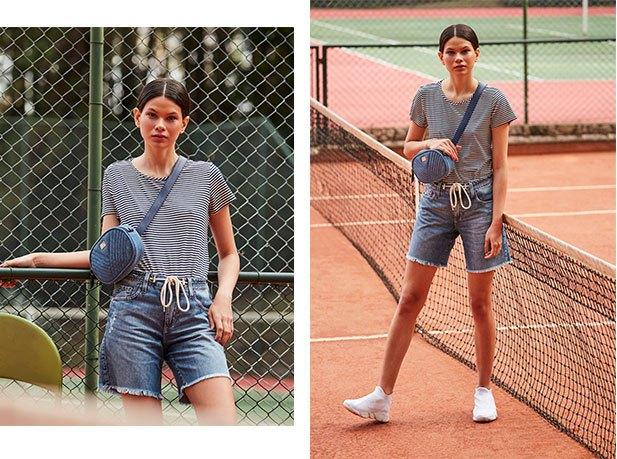 Look feminino esportivo