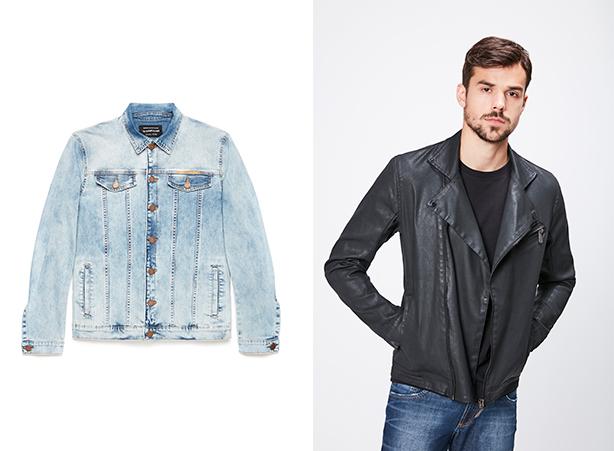 Jaquetas masculinas na black friday