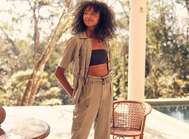 Conjuntos moda verão 2021