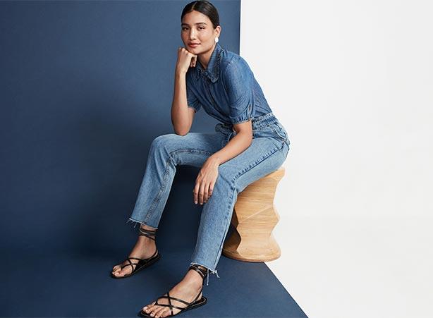 Look para o dia a dia com calça jeans