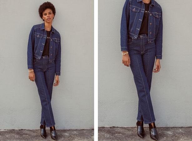 Look feminino de moda consciente