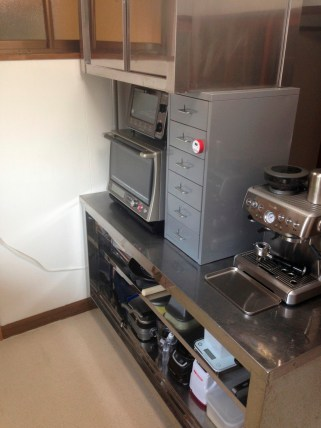 Building the Kitchen