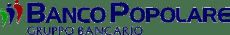 «Banco Popolare» («Халық банк») итальяндық қаржы тобының логотипі.