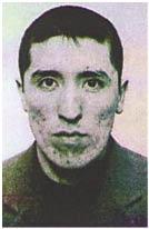 A brave shooter Maksat KARIEV.