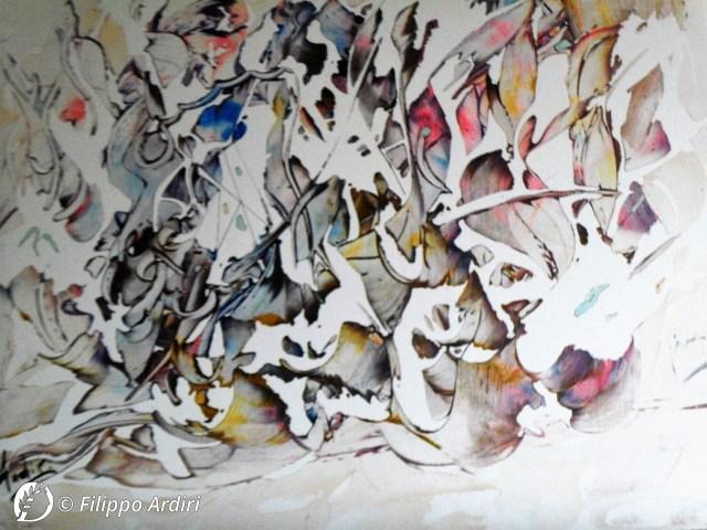 """Dantebus - """"Sensazioni a colori"""" Filippo Ardiri"""