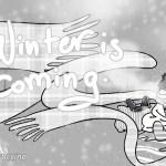 """Dantebus - """"Destate le vostre caldaie, arriva la neve"""" Corto Braccino"""