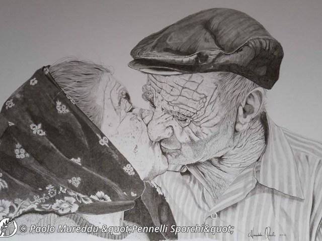"""Dantebus - """"L'amore di una vita """" Paolo Mureddu """" Pennelli Sporchi&quot"""