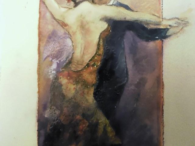 """Dantebus - """"tango envolvent"""" Roberto Curotto"""
