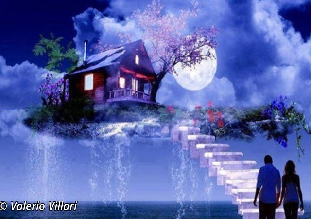 """Dantebus - """"Sogno... mio sogno"""" Valerio Villari"""