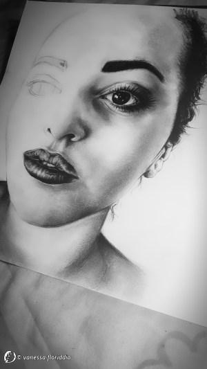 """Dantebus - """"Mio ritratto"""" Vanessa Floriddia"""