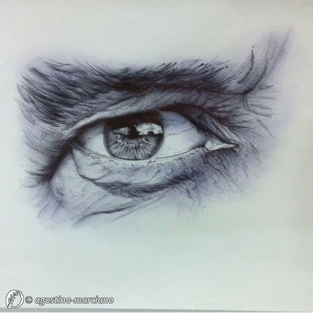 "Dantebus - ""Eyes"" Agostino Marciano"