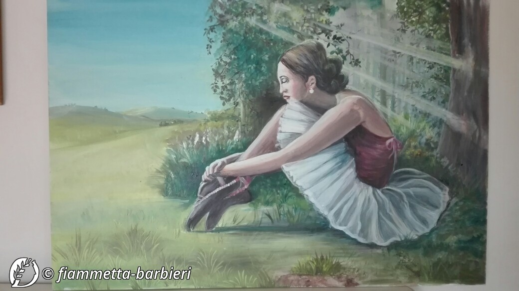 """Dantebus - """"Attimi"""" Fiammetta Barbieri"""