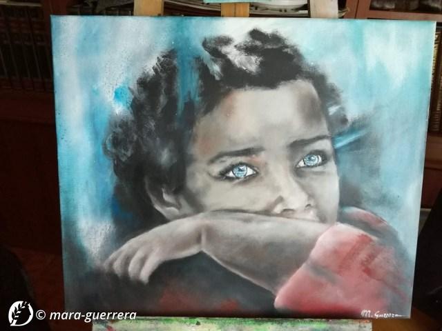 "Dantebus - ""Occhi di cielo"" Mara Guerrera"