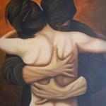 """Dantebus - """"L'abbraccio"""" Daniela Rigolino"""