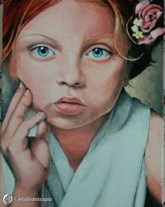 "Dantebus - ""Little girl"" Khaleidoscopia"