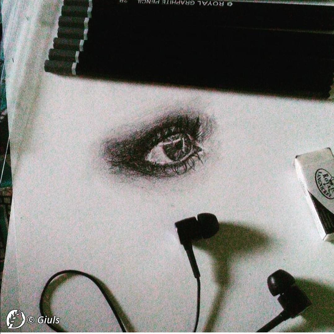 """Dantebus - """"L'occhio è lo specchio dell'anima"""" Giuls"""
