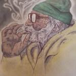 """Dantebus - """"Il vecchio e il mare"""" Mattia Picariello"""