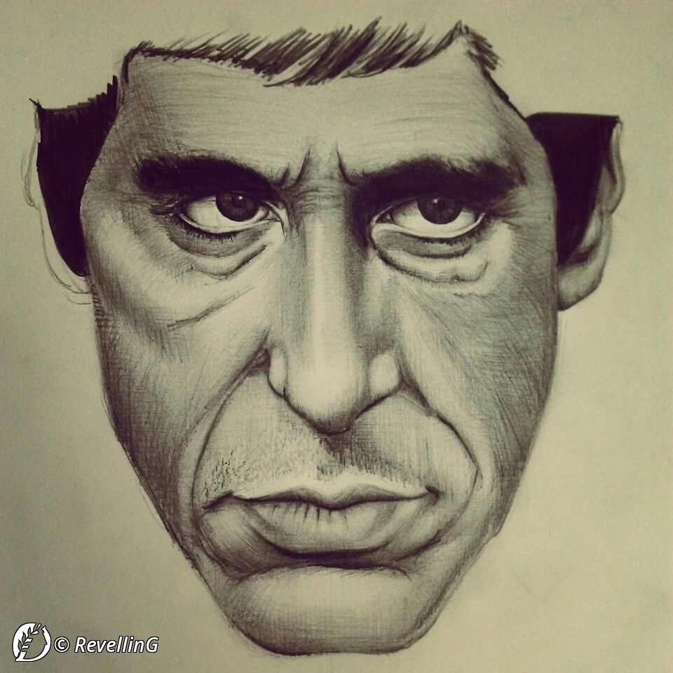 "Dantebus - ""Al Pacino work in progress"" RevellinG"